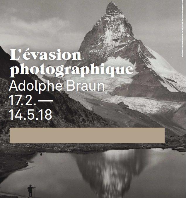 """Musée Unterlinden – Sonderausstellung """"Das Fotografische Abenteuer – Adolphe Braun"""""""