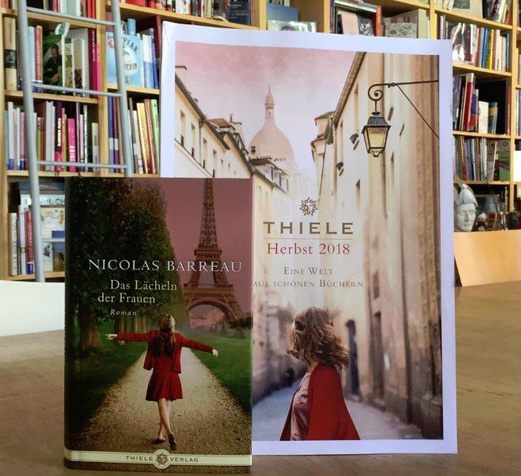"""""""Das Lächeln der Frauen"""" von Nicolas Barreau"""
