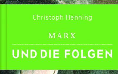 200. Geburtstag von Karl Marx