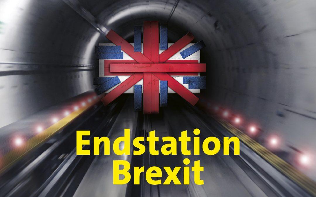 """Endstation Brexit"" aus dem Tectum Verlag"