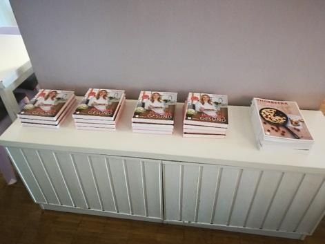"""Buchpräsentation von """"Himmlisch gesund"""" im Hamburger Kochkontor"""