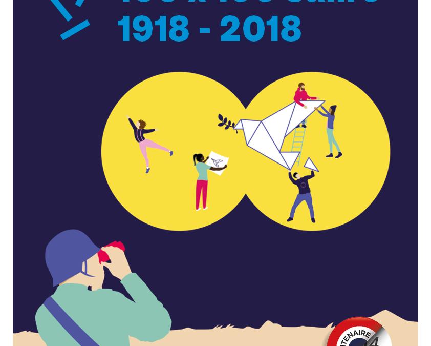 100×100 Jahre Erster Weltkrieg