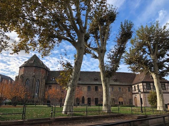Restaurierungskampagne des Musée Unterlinden