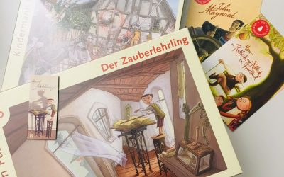 Jubiläumsjahr des Kindermann Verlags