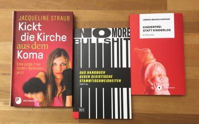 Bücher zum Internationalen Frauentag