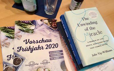 Programmbesprechung des Narayana Verlags