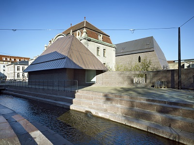 Wiedereröffnung des Musée Unterlinden in Colmar