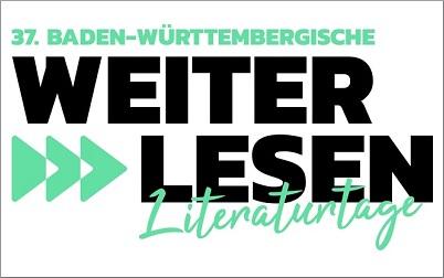 Die 37. Baden-Württembergischen Literaturtage