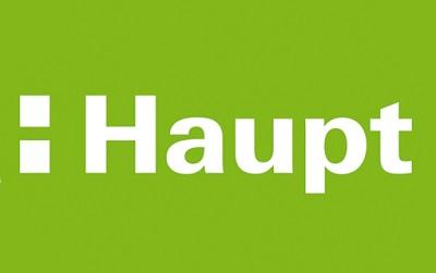 Neu im Haupt Verlag