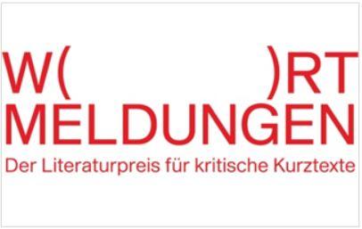 Die WORTMELDUNGEN-Literaturpreisverleihung am 15. November 2020 bei hr2-kultur