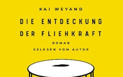 Griot-Autor Kai Weyand im LitCast