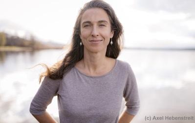 Kailash-Autorin Vivian Dittmar gibt neue Denkanstöße