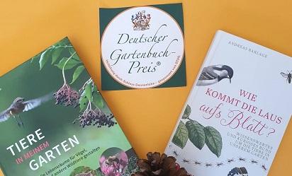 Deutscher Gartenbuchpreis für Haupt und Thorbecke