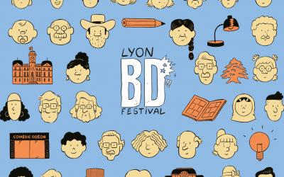 Lyon BD Comic Festival