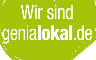Zum Welttag des Buches: Genialokal.de für den lokalen Buchhandel