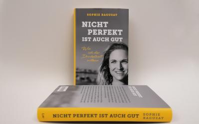 LangenMüller-Autorin Sophie Bagusat im Interview mit der Bunten