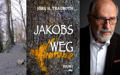 Autor Jörg Trauboth im Interview mit dem SWR