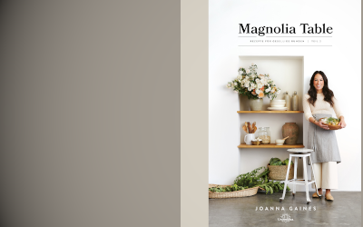 """""""Magnolia Table Teil 2"""" auf Elle.de"""